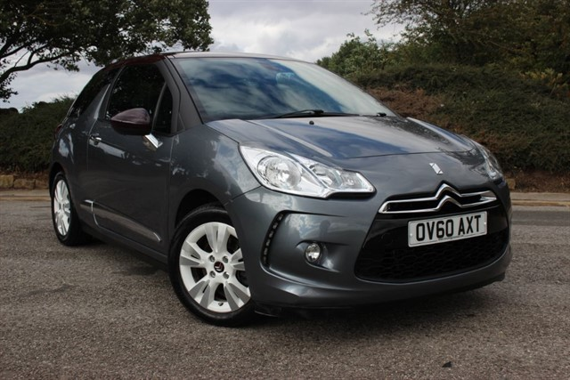 used Citroen DS3 DStyle in sheffield-south-yorkshire