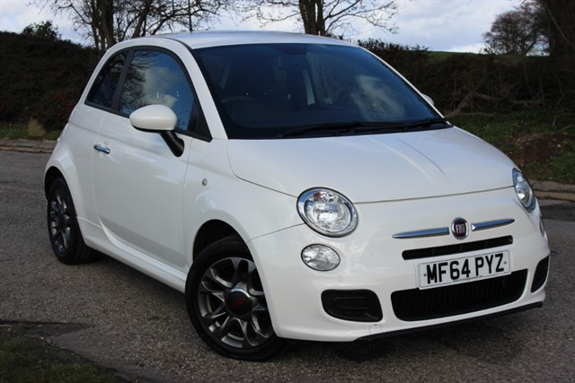 used Fiat 500 S in sheffield-south-yorkshire