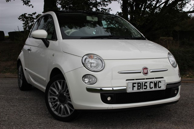 used Fiat 500 Lounge Dualogic in sheffield-south-yorkshire