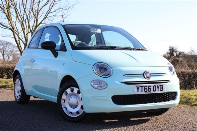 used Fiat 500 Pop in sheffield-south-yorkshire