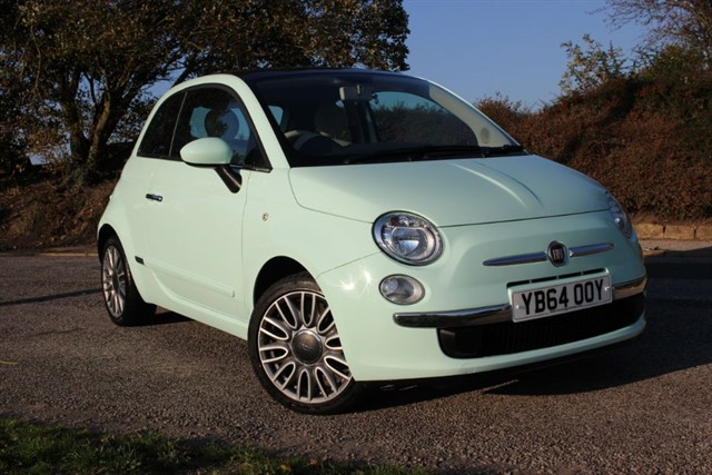 used Fiat 500 Lounge in sheffield-south-yorkshire
