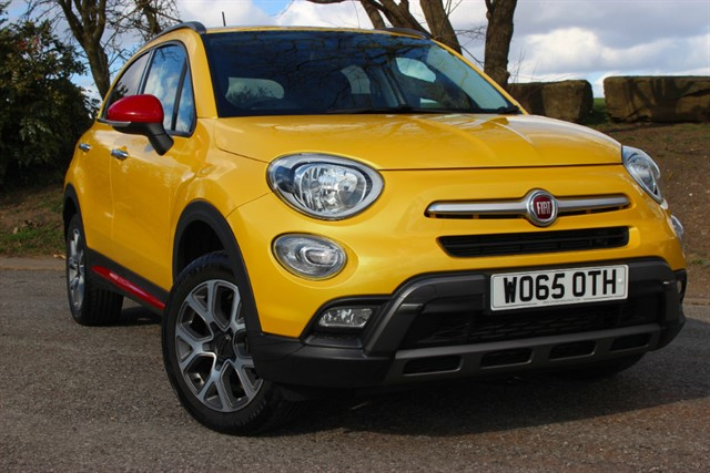 used Fiat 500X Cross MultiAir Auto in sheffield-south-yorkshire