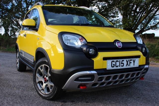 used Fiat Panda Cross MultiJet 4x4 in sheffield-south-yorkshire