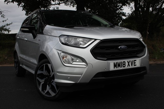 used Ford EcoSport ST-Line Auto in sheffield-south-yorkshire