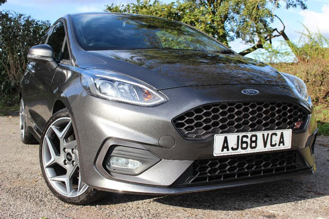 used Ford Fiesta ST-3 in sheffield-south-yorkshire