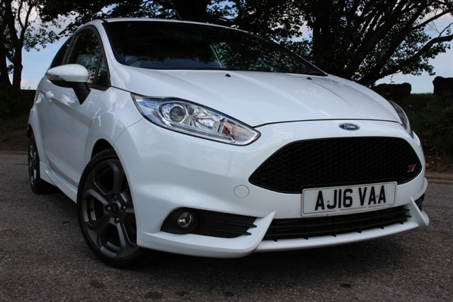 used Ford Fiesta ST-2 in sheffield-south-yorkshire