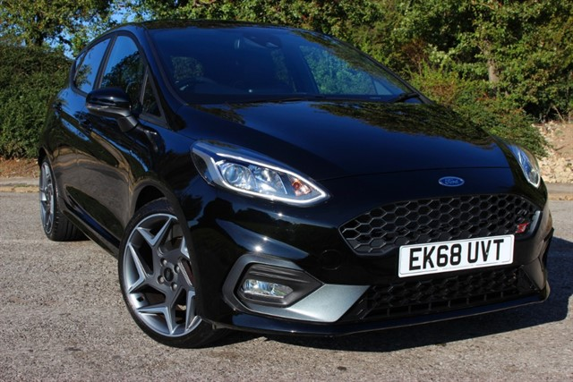 used Ford Fiesta ST-3 Performance Pack in sheffield-south-yorkshire
