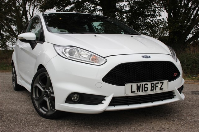 used Ford Fiesta ST-3 Mountune in sheffield-south-yorkshire