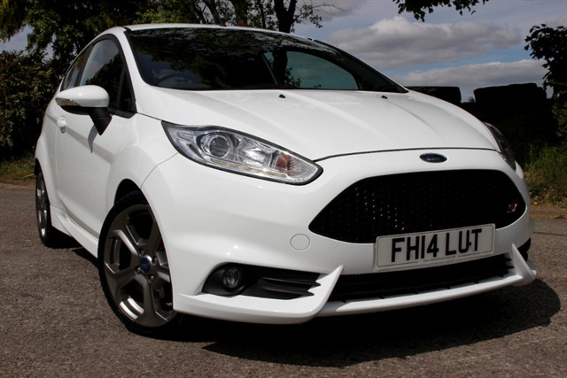 used Ford Fiesta ST-3 - Sat Nav in sheffield-south-yorkshire