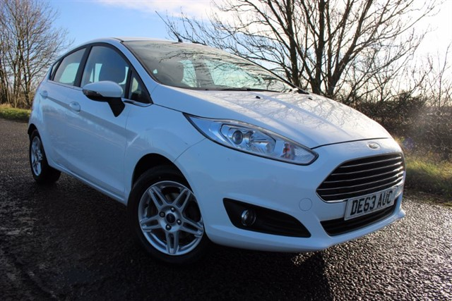used Ford Fiesta Zetec TDCI in sheffield-south-yorkshire