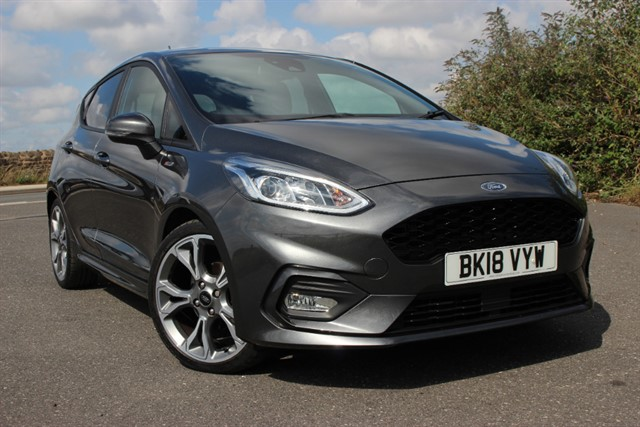 used Ford Fiesta ST-Line 140 in sheffield-south-yorkshire