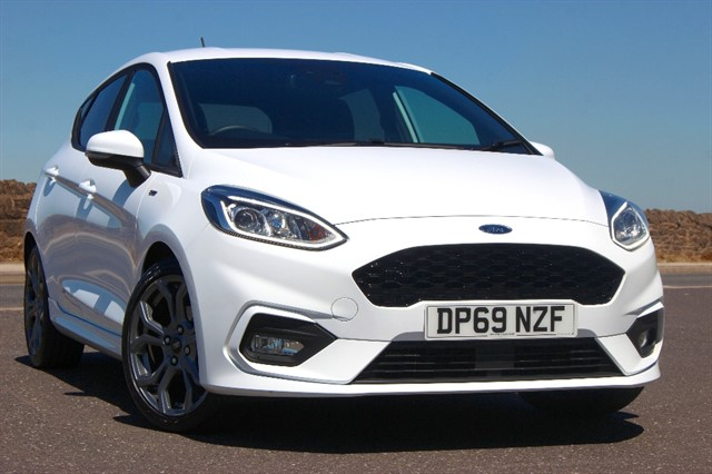 used Ford Fiesta ST-Line Edition in sheffield-south-yorkshire