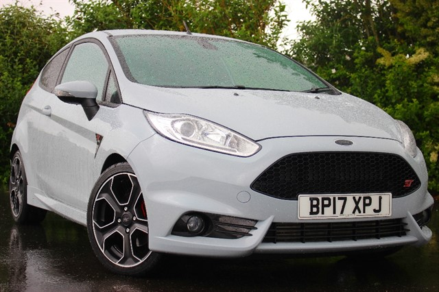used Ford Fiesta ST200 in sheffield-south-yorkshire