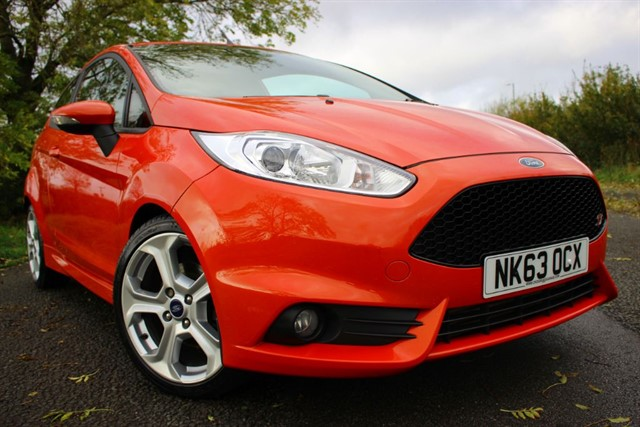 used Ford Fiesta ST in sheffield-south-yorkshire