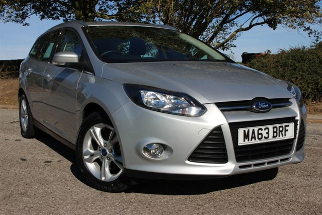 used Ford Focus Zetec Auto in sheffield-south-yorkshire