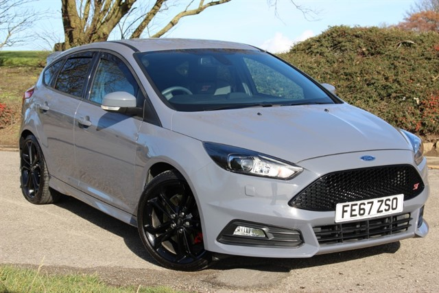 used Ford Focus ST-3 in sheffield-south-yorkshire