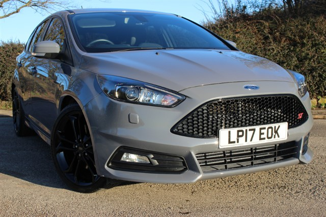 used Ford Focus ST-3 Mountune 275 in sheffield-south-yorkshire