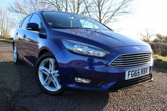 used Ford Focus Zetec TDCI in sheffield-south-yorkshire