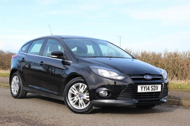 used Ford Focus Titanium Navigator TDCI in sheffield-south-yorkshire