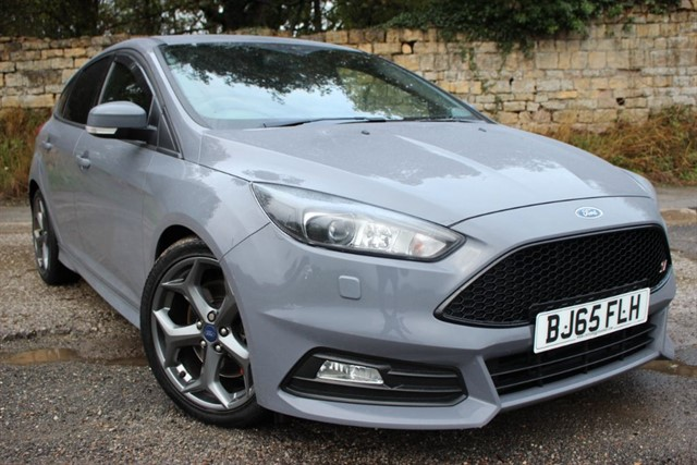 used Ford Focus ST-3 TDCI in sheffield-south-yorkshire