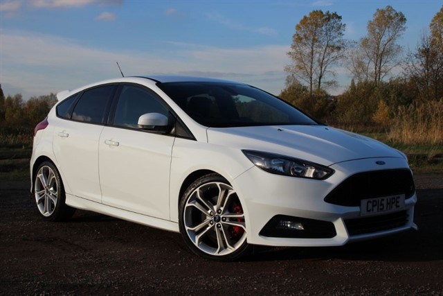 used Ford Focus ST-2 TDCI in sheffield-south-yorkshire