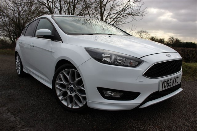 used Ford Focus Zetec S in sheffield-south-yorkshire
