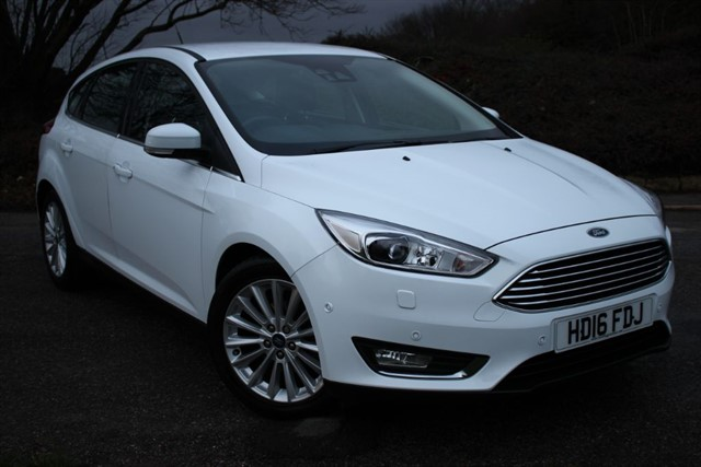 used Ford Focus Titanium X in sheffield-south-yorkshire