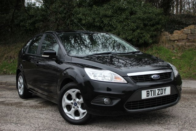 used Ford Focus Sport Auto in sheffield-south-yorkshire