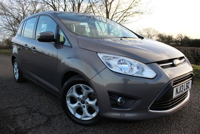 used Ford Grand C-Max Zetec in sheffield-south-yorkshire
