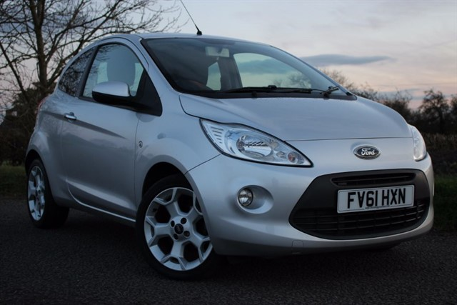 used Ford KA Titanium in sheffield-south-yorkshire