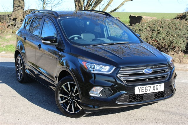 used Ford Kuga ST-Line TDCI in sheffield-south-yorkshire