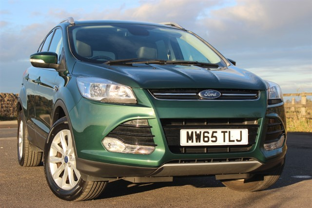 used Ford Kuga Titanium TDCI Auto 4x4 in sheffield-south-yorkshire