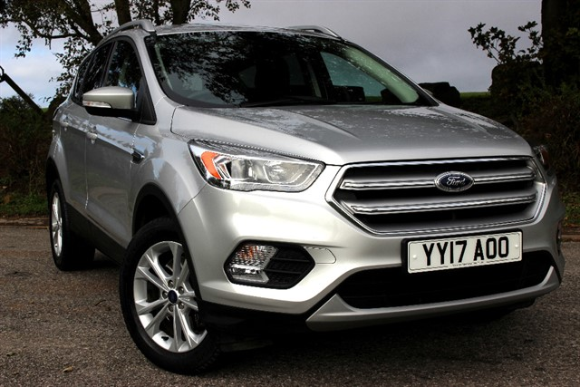 used Ford Kuga Titanium TDCI in sheffield-south-yorkshire