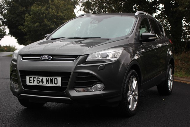 used Ford Kuga Titanium X TDCI in sheffield-south-yorkshire