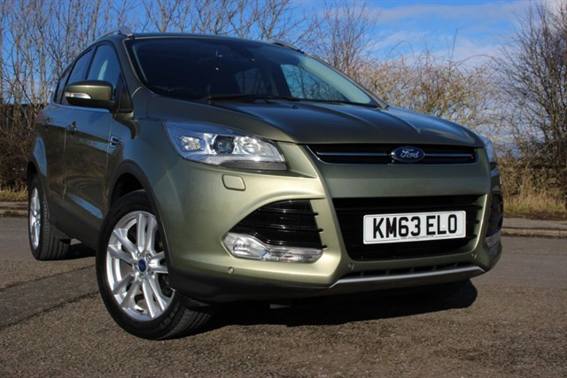 used Ford Kuga Titanium X TDCI 4x4 in sheffield-south-yorkshire