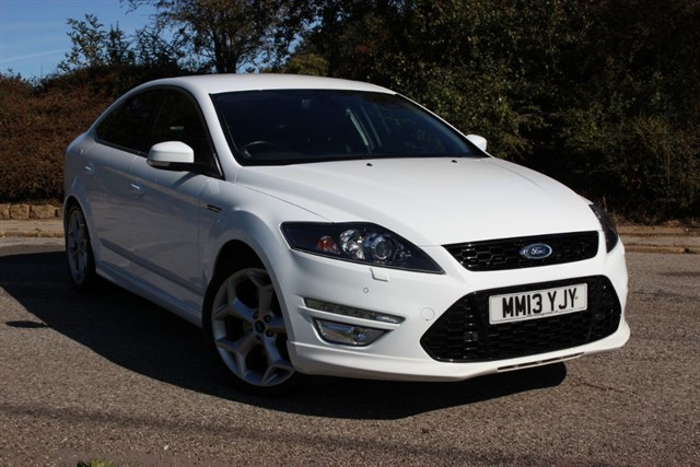 used Ford Mondeo Titanium X Sport TDCI in sheffield-south-yorkshire