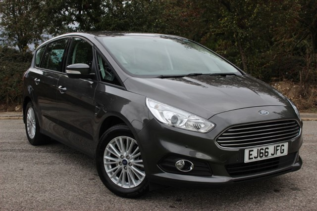 used Ford S-Max Zetec TDCI in sheffield-south-yorkshire