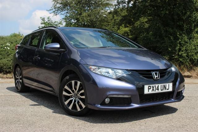 used Honda Civic i-DTEC SE Plus Tourer in sheffield-south-yorkshire