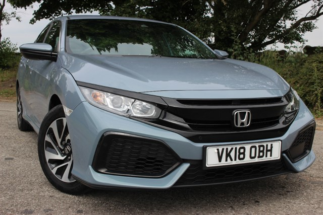 used Honda Civic SE I-VTEC in sheffield-south-yorkshire