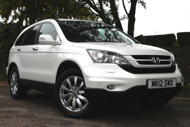 used Honda CR-V ES-T i-DTEC in sheffield-south-yorkshire
