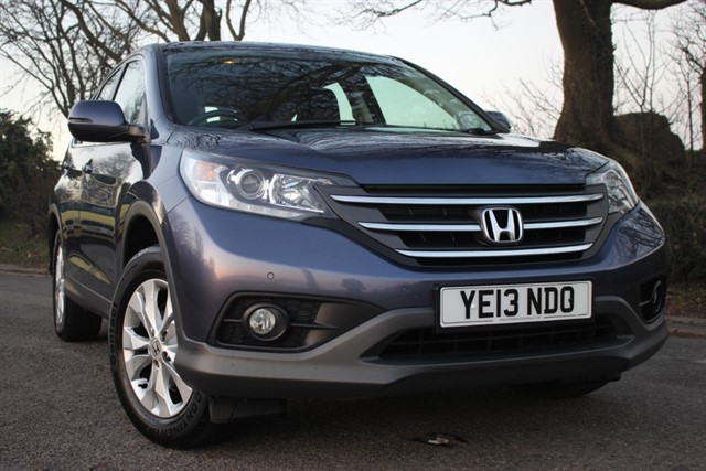 used Honda CR-V SE i-DTEC in sheffield-south-yorkshire