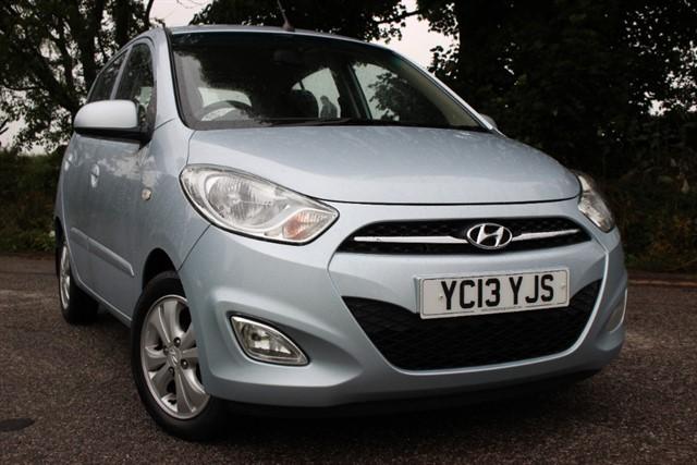 used Hyundai i10 Style in sheffield-south-yorkshire