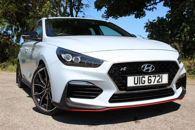 used Hyundai i30 N Performance in sheffield-south-yorkshire