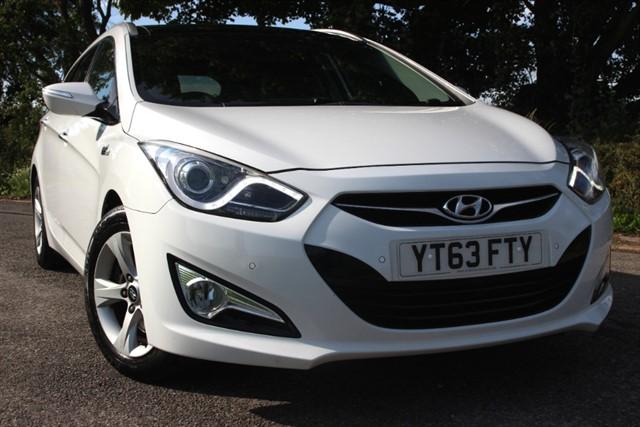 used Hyundai i40 Premium CRDI BlueDrive in sheffield-south-yorkshire