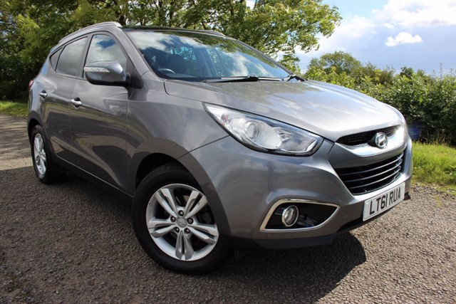 used Hyundai ix35 Premium CRDI in sheffield-south-yorkshire