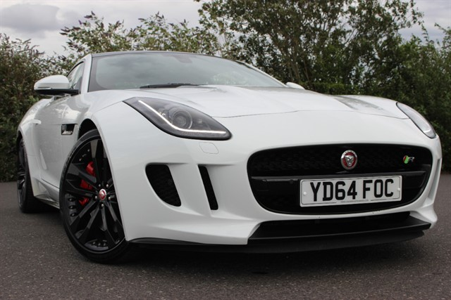 used Jaguar F-Type V8 R Auto in sheffield-south-yorkshire