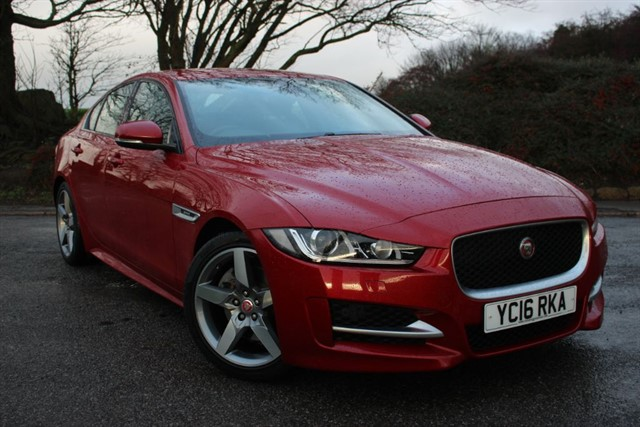 used Jaguar XE R-Sport in sheffield-south-yorkshire