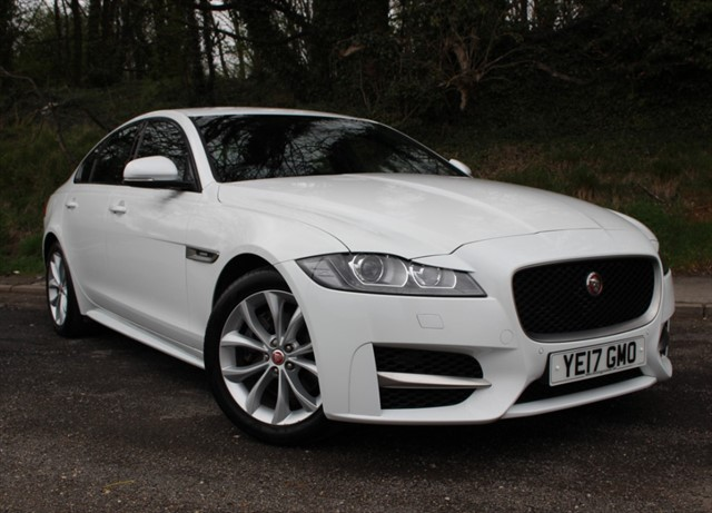 used Jaguar XF D R-Sport in sheffield-south-yorkshire