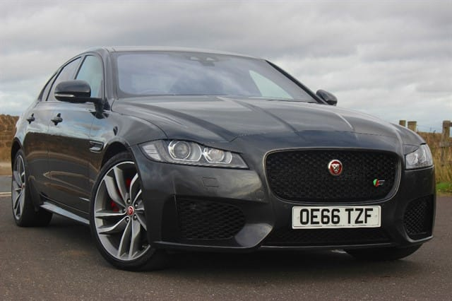used Jaguar XF D V6 S Auto in sheffield-south-yorkshire