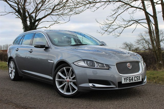 used Jaguar XF D Luxury Sportbrake in sheffield-south-yorkshire